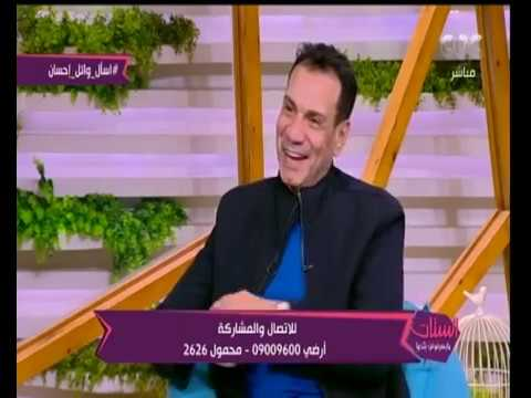 """وائل إحسان: """"الباشا تلميذ"""" أدخلني لعالم غريب ولم أرغب في تكرار التجربة"""