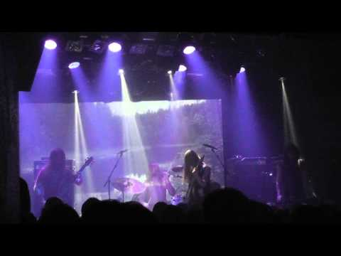 Slow and primitive metal from Helsinki's Horse Latitudes, live @013. #Roadburn #kgvid [video]