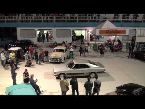 Desfile do Clube do Opala de São Paulo 2012 - Auto Show Collection - Sambódromo do Anhembi