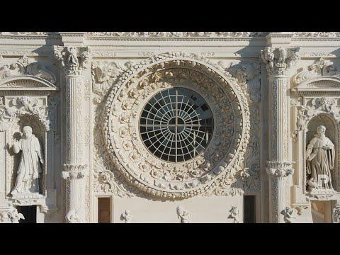 Lecce città d'arte: Il primo documentario sulla città di Lecce girato interamente in 8K