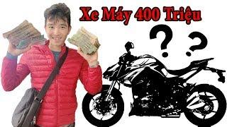 PHD | Đi Mua Xe Máy 400 Triệu | Buy New Motorcycle
