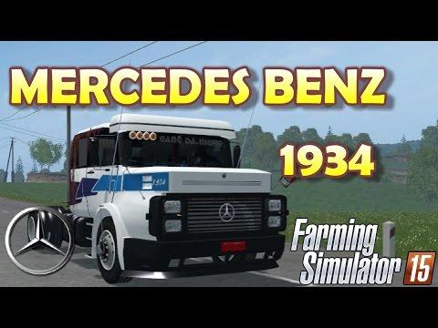 Mercedes Benz 1934 v1.0