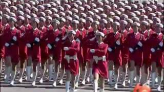 Video [English version] China's 60th National Day Military Parade - 1. Troop Formation 2/2 MP3, 3GP, MP4, WEBM, AVI, FLV September 2018