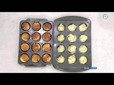 Muffins de papa Knorr