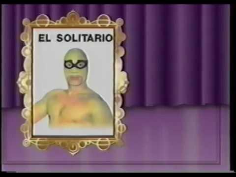 Luchador EL SOLITARIO