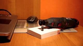 Bosch GRO + Dremel 490 - 01