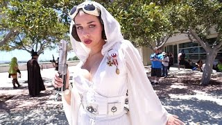 VIDEO: STAR WARS Cosplay at SDCC 2016