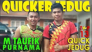 "Video Top 13 aksi ""QUICK JEDUG"" Opick guncangkan lapangan sekaligus turunkan mental lawan MP3, 3GP, MP4, WEBM, AVI, FLV November 2018"
