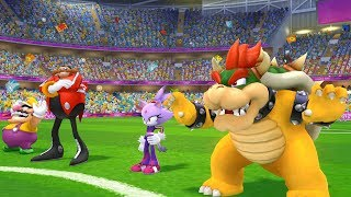 Mario & Sonic at the London 2012 Olympic Games#football #79