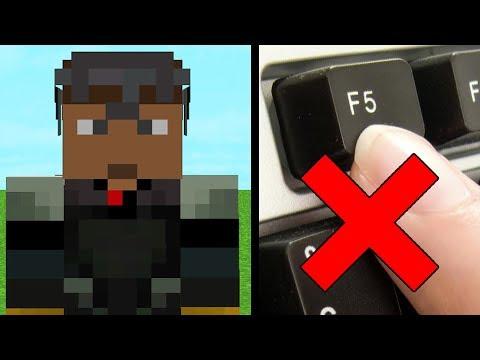 logdotzip but he Doesn't press f5 once (видео)