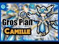 Summoners War - Gros plan - Camille