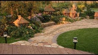 С чего начать Дизайн Дачного Участка? Как сделать Сад? Говорит ЭКСПЕРТ
