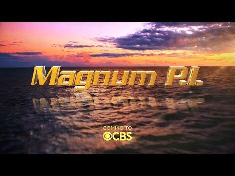 Magnum P.I. CBS Trailer