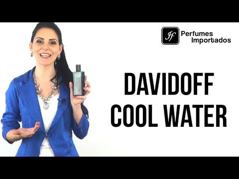 Perfume Davidoff Cool Water Masculino - Eau de Toilette