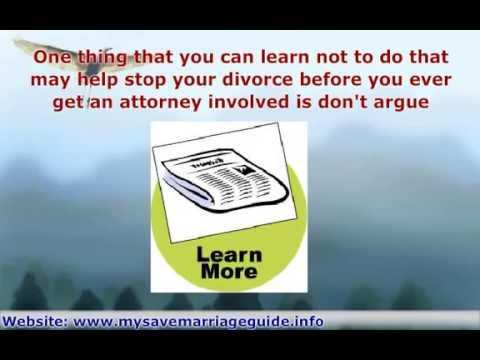 ★ How to Stop a Divorce and Save Marriage – Relationship Advice