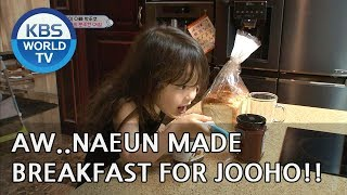 Video AWW Naeun made breakfast for her dad?! [The Return of Superman/2018.09.02] MP3, 3GP, MP4, WEBM, AVI, FLV September 2018