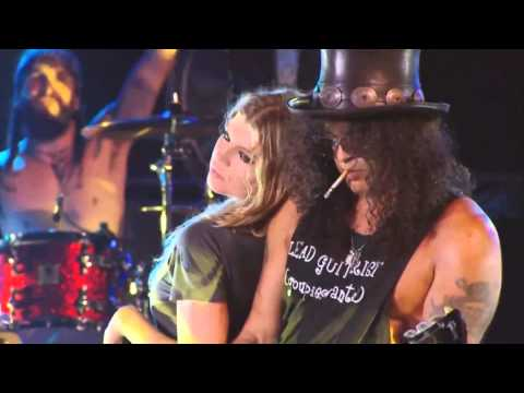 Video Slash feat Fergie Sweet Child O Mine 1080p.mp4 download in MP3, 3GP, MP4, WEBM, AVI, FLV January 2017