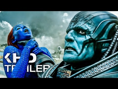 X-MEN APOCALYPSE Trailer 2 German Deutsch (2016)
