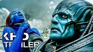 Nonton X-MEN APOCALYPSE Trailer 2 German Deutsch (2016) Film Subtitle Indonesia Streaming Movie Download