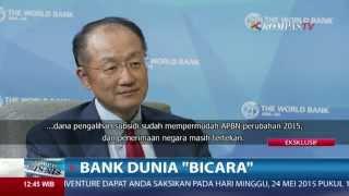 Video Wawancara Eksklusif Bersama Presiden Bank Dunia - Bagian 2 MP3, 3GP, MP4, WEBM, AVI, FLV Oktober 2018