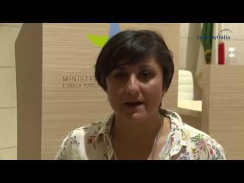 Intervista alla direttrice scientifica di Earth Day Italia Roberta Cafarotti in occasione della premiazione di Reporter per la Terra