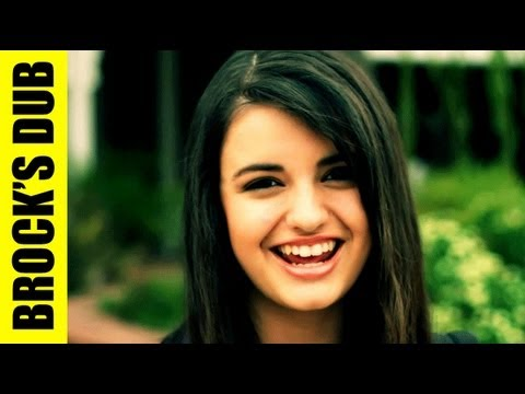 Rebecca Black %22Friday%22 %28Brock%27s Dub%29