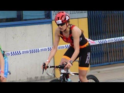 Las triatletas del TeamClavería participan en Cto España Duatlón en Avilés