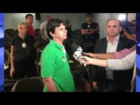 Prefeito de Nova Colinas é preso por suspeita de desvios de verbas