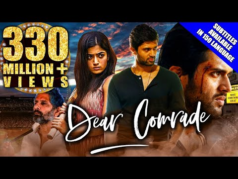Dear Comrade (2020) New Released Hindi Dubbed Full Movie | Vijay Devarakonda, Rashmika, Shruti