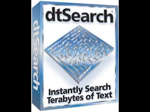 DtSearch Desktop + Engine 7.93.8585 + Cracked