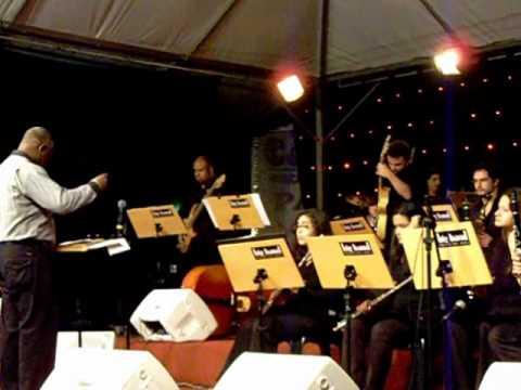 Big Band Palácio das Artes em Tapira