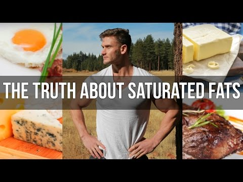 Saturated Fats and Ketosis | Are Saturated Fats Safe and How Much to Have: Thomas DeLauer
