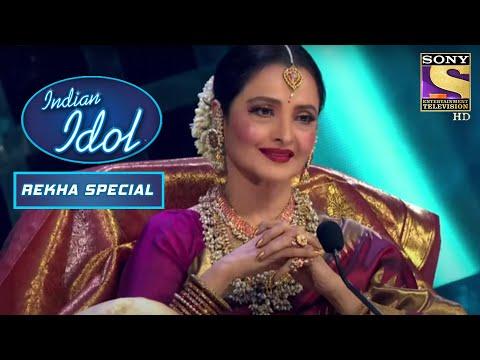 Danish की Performance ने किया Rekhaji को Mesmerize | Indian Idol Season | Bollywood Mix Performances