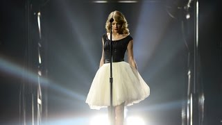 Taylor Swift - Treacherous (DVD The RED Tour Live)