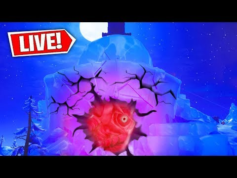 *NEW* FORTNITE POLAR PEAK EVENT RIGHT NOW! (FORTNITE BATTLE ROYALE)