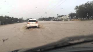 Safford (AZ) United States  city images : Flood on US 191 south of Safford AZ