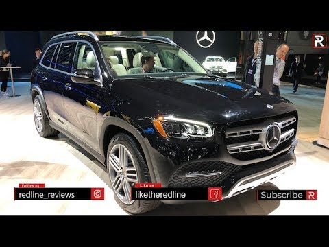 2020 Mercedez-benz Gls – Redline: First Look – 2019 Nyias