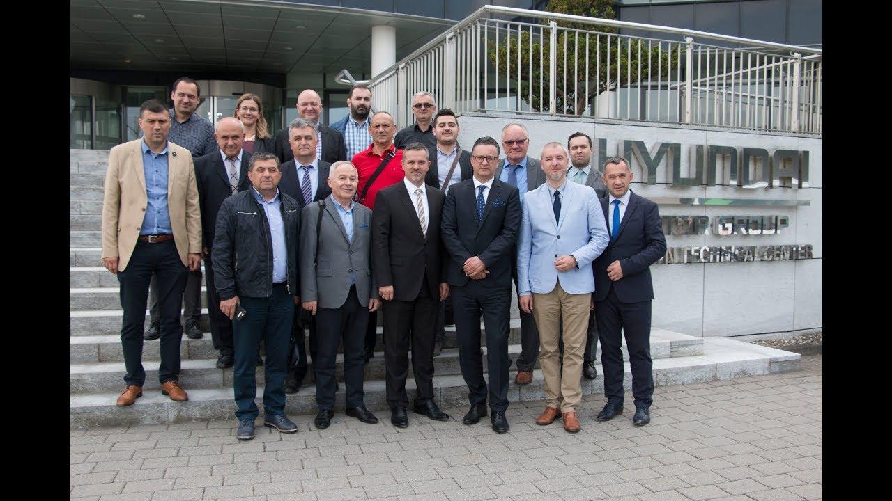 Posjeta njemačkim tehničkim fakultetima i Hyundai istraživačkom centru