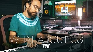 """Video """"What About Us"""" - Pink (Piano Cover) - Costantino Carrara MP3, 3GP, MP4, WEBM, AVI, FLV Juni 2018"""