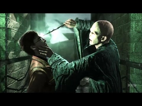 ► Harry Potter and the Deathly Hallows 2 - The Movie | All Cutscenes (Full Walkthrough HD)