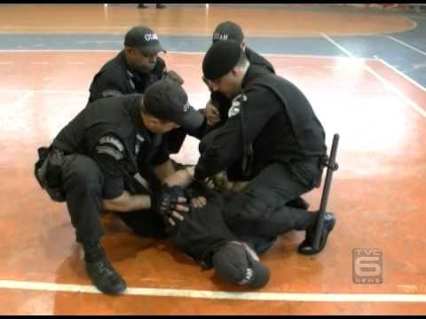TVC Canal 06 - TVC Noticias - GTAM realiza treinamento em Nova Friburgo - 31.03.2015