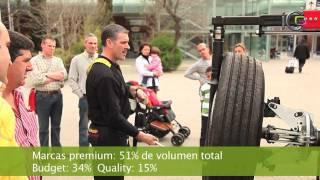 Informativo del sector del neumático 2011