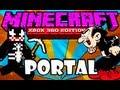 Minecraft Xbox 360 - Passagem para o outro Mundo XD #5