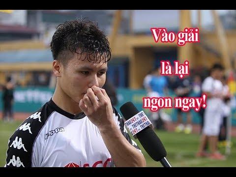 U23 Việt Nam: Sau tất cả, Quang Hải đã lên tiếng về phong độ trước thềm VL U23 châu Á - Thời lượng: 3:21.