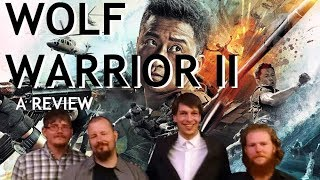 Nonton Wolf Warrior Ii Review Film Subtitle Indonesia Streaming Movie Download