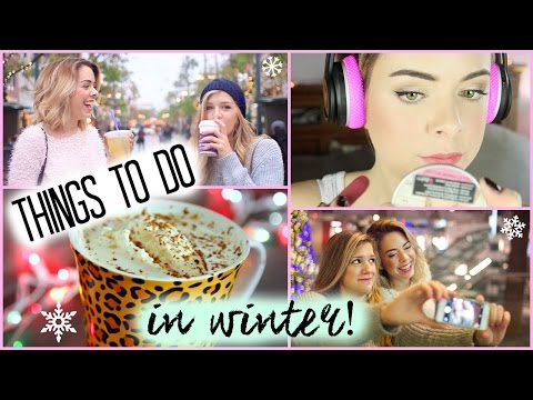 drinks - Here are some ideas and inspiration to hopefully brighten up your winter day!=) Giveaway rules below;) Check out Shelby's video: http://bit.ly/1DStupO ---------------------------------------------...