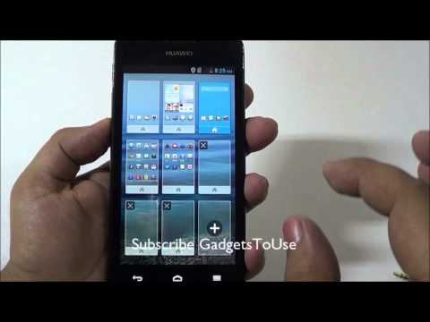 Huawei Ascend G510 Unboxing and Quick Review