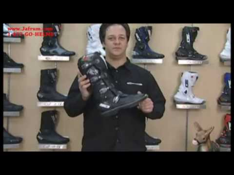 Sidi Charger Boots Features Overview - Jafrum.com