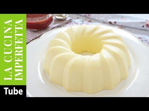 budino alla vaniglia - ricetta