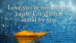 Rachel Platten Stand By You Lyrics Video